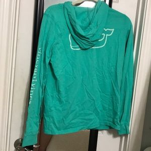 Vineyard Vines Tops - Vineyard Vines Long Sleeve Hooded Tee